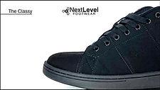 Next Level Footwear The Classy Black Pro