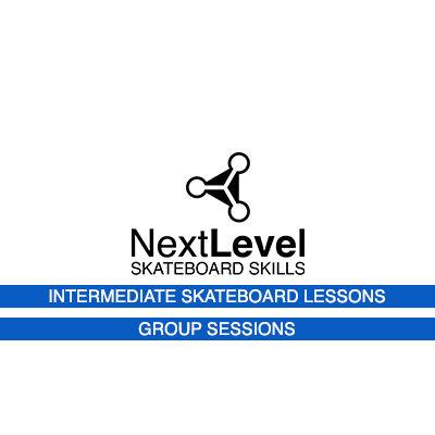 Intermediate Group Skateboard Lessons