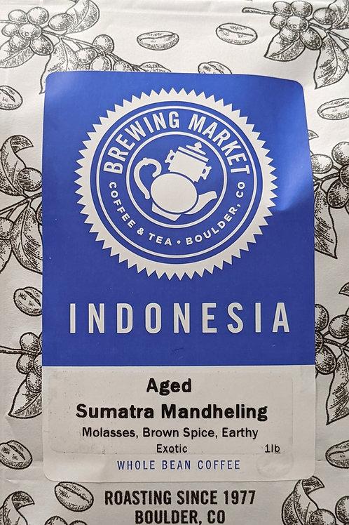 Aged Sumatra Mandheling - 16 oz.