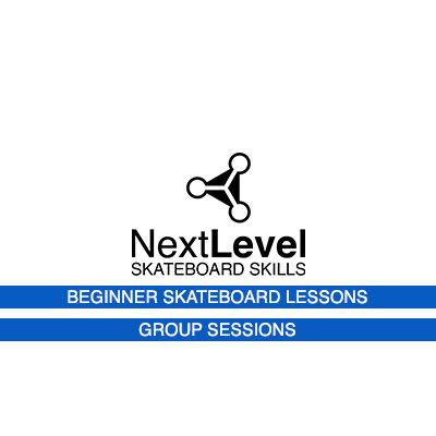 Beginner Group Skateboard Lessons