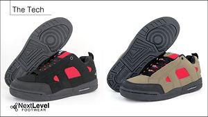 Next Level Footwear Production Sample De