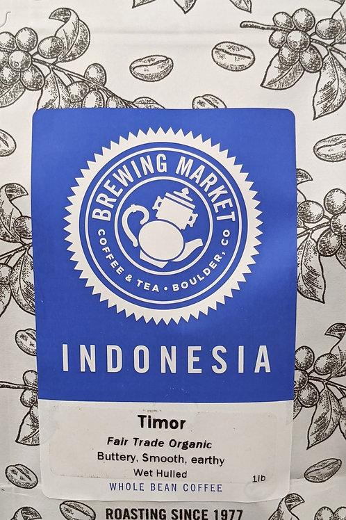 Fair Trade Organic Timor - 16 oz