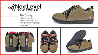 next level footwear coming soon the clas