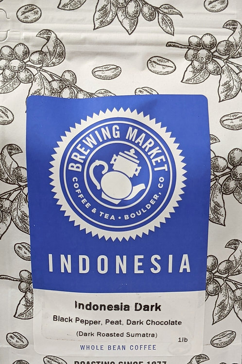 Indonesia Dark - 16 oz