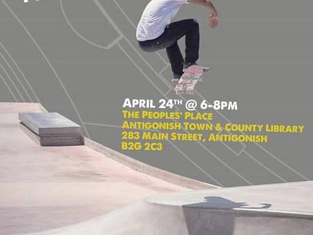ASA Skatepark Design Alternatives!