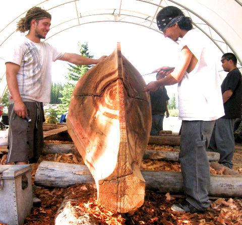 NCES canoe carve 01 web site.jpg