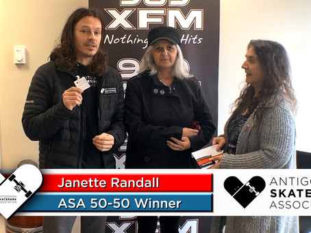 $915 Jackpot for ASA March 50-50