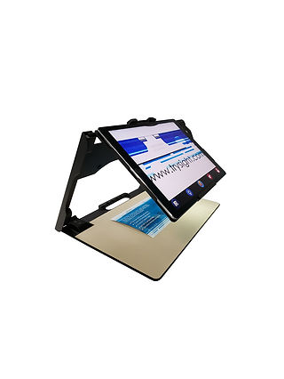 Image result for Mercury 13 Tablet Magnifier with Speech