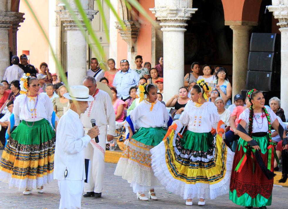 24 - Mérida - Danse traditionelle Vaquerias