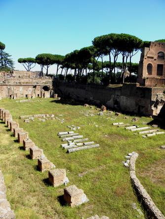 29 - El Foro Romano y el Palatino