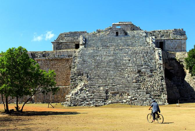32 - Chichén Itzá - Conjunto de las Monjas (Chichén Viejo)