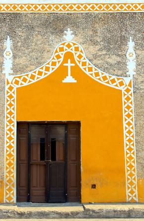 04 - Izamal, Ciudad Amarilla