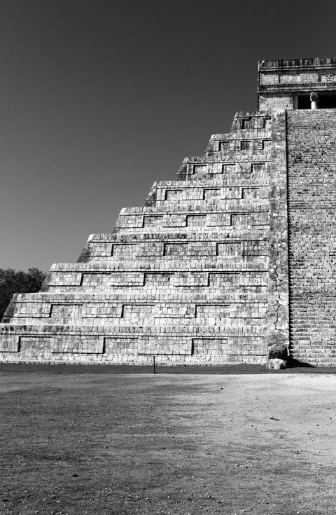 24 - Chichén Itzá - El Castillo - Kukulkán