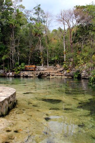 26 - Cenote Tankah - Tulum
