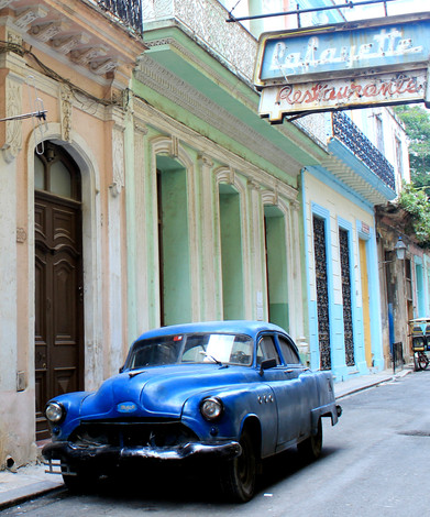 01 - Habana Vieja