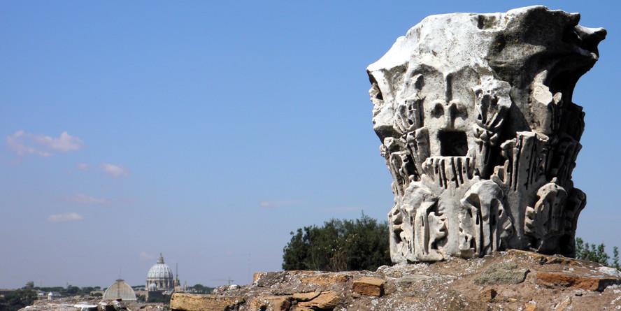27 - El Foro Romano y el Palatino