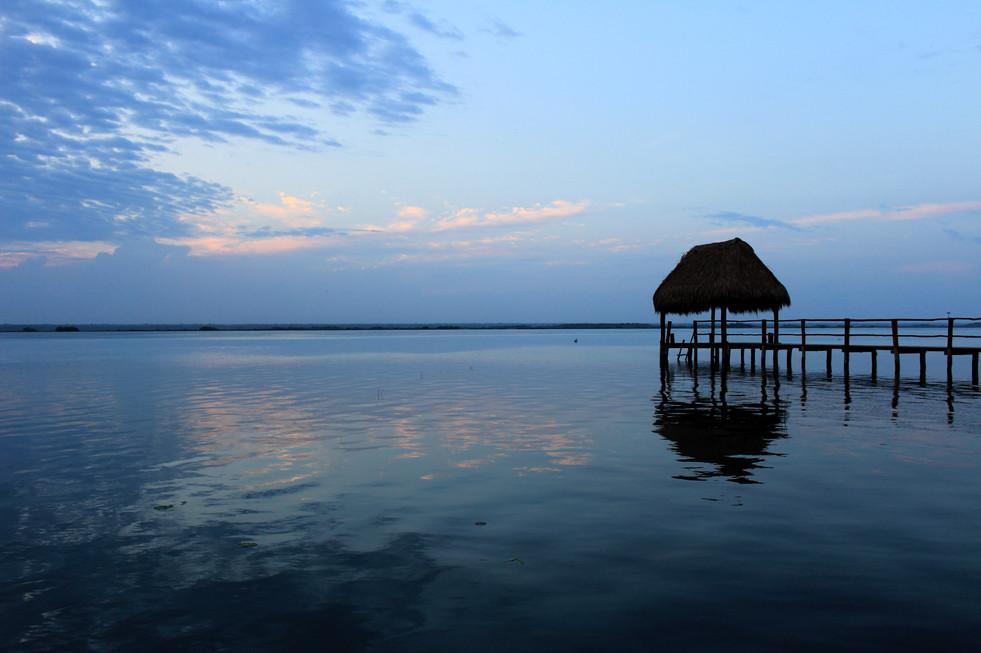 05 - Bacalar, la laguna de los siete colores