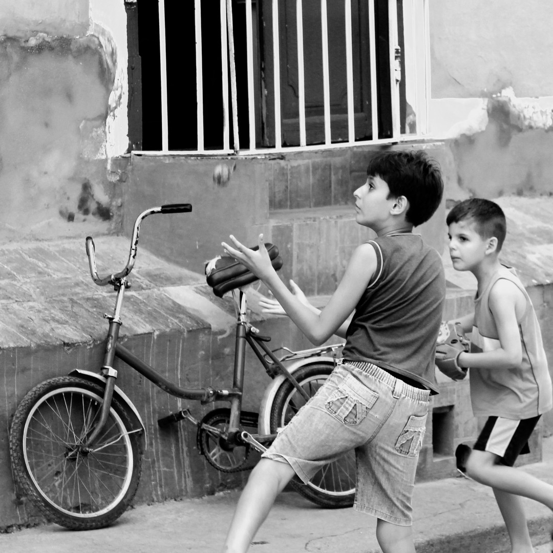 09 - Enfants Cubains