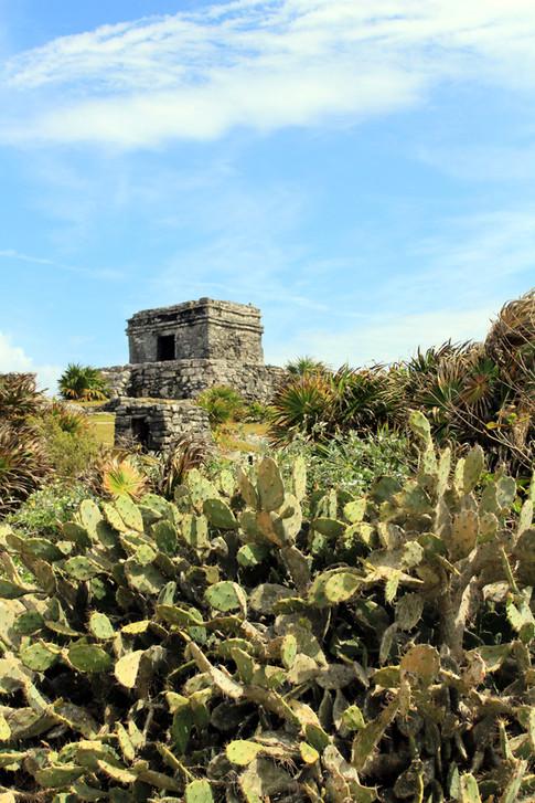 06 - Tulum -  El Castillo