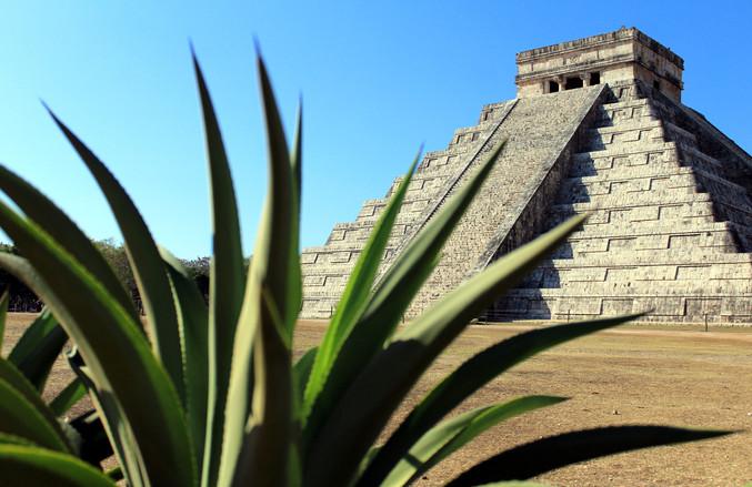 21 - Chichén Itzá - El Castillo - Kukulkán