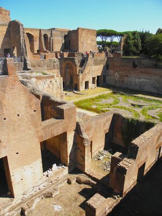 28 - El Foro Romano y el Palatino