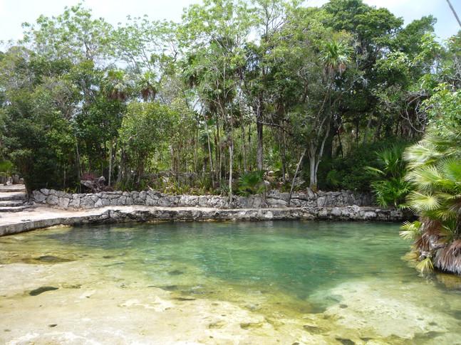 27 - Cenote Tankah - Tulum