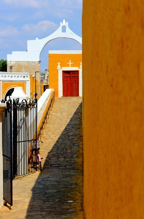 02 - Izamal, Ciudad Amarilla - Couvent San Antonio de Padua