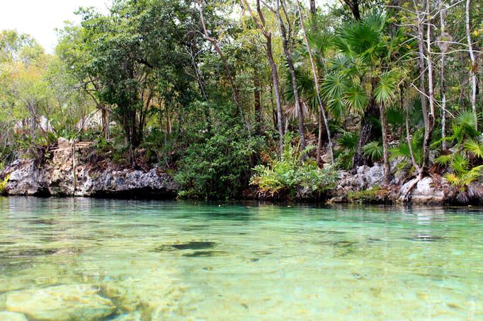 29 - Cenote Tankah - Tulum