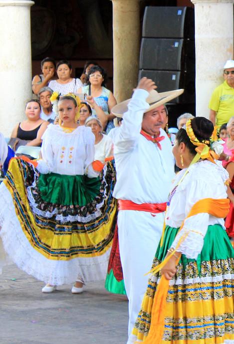 23 - Mérida - Danse traditionelle Vaquerias