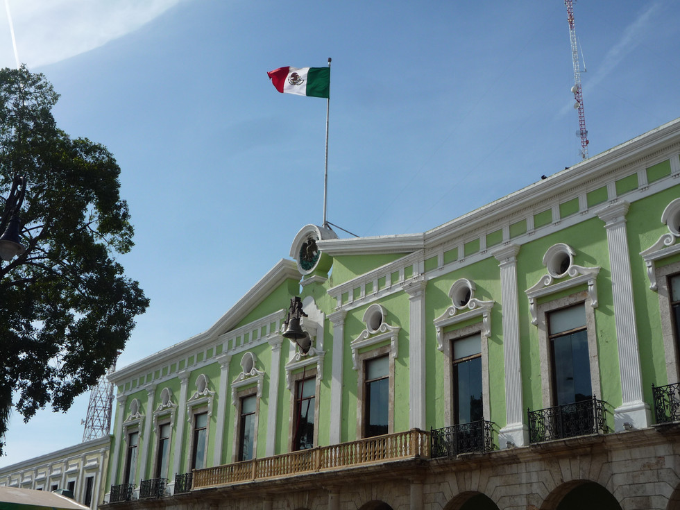 26 - Mérida - Palacio del Gobernador