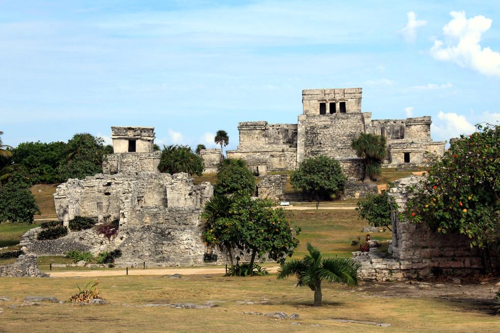 02 - Tulum -  El Castillo
