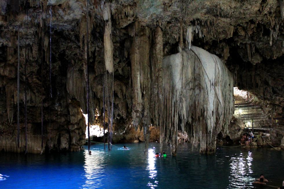 32 - Cenote X'kekén - Valladolid