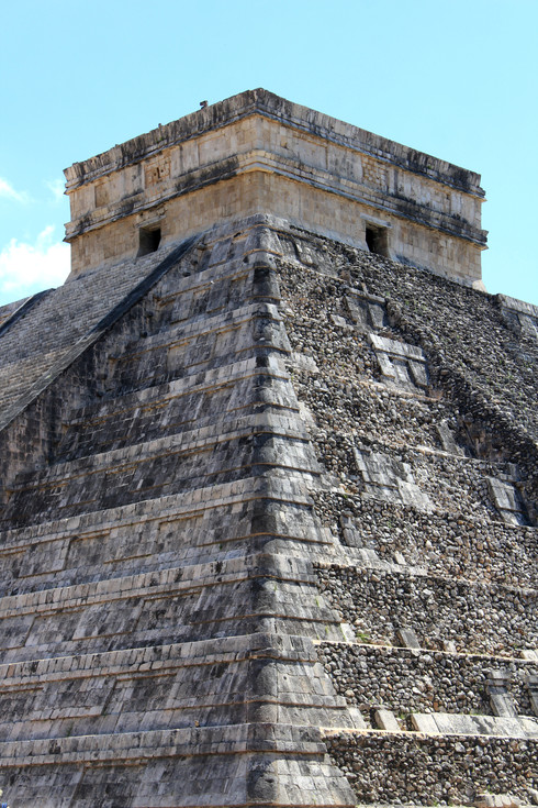 23 - Chichén Itzá - El Castillo - Kukulkán