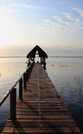 06 - Bacalar, la laguna de los siete colores