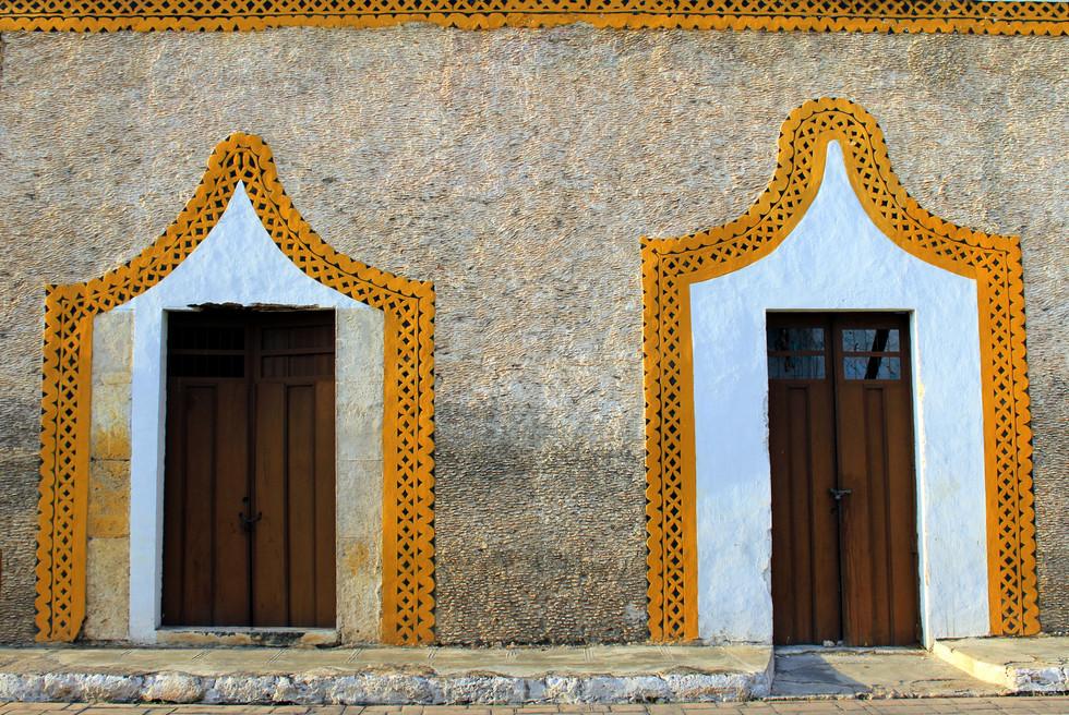 06 - Izamal, Ciudad Amarilla