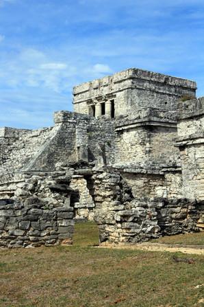 07 - Tulum -  El Castillo