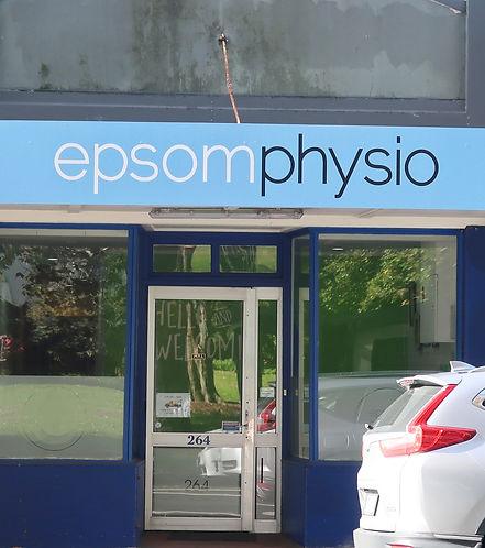 epsom physio