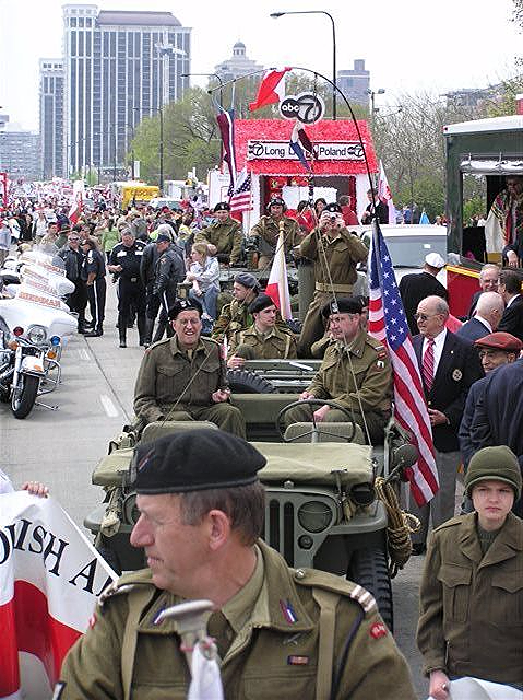 On 3rd May Parade