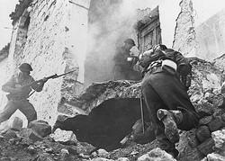 Storming Monte Cassino