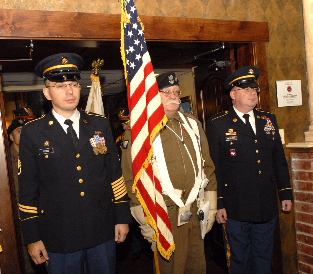 US Army Veterans Color Guard