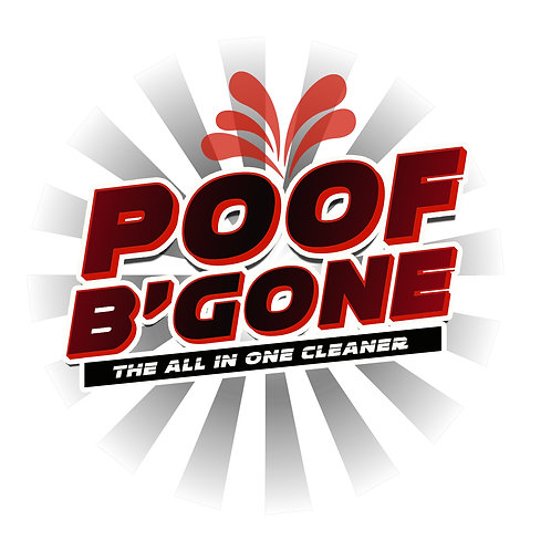 Poof B'Gone - 1 Gallon