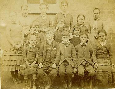 Historic class photograph