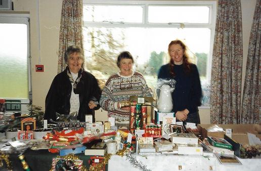 Audry Bullock, Diana Thomas & Barbara Ganderton
