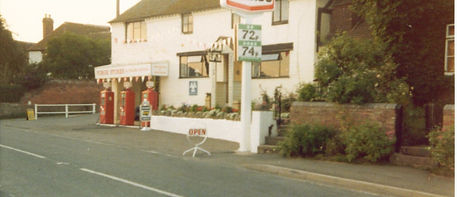 1972 the Forge Filling Station