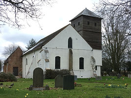 Cotheridge church