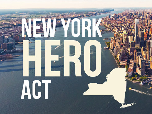 NY Hero Act – What's an Employer Required To Do?