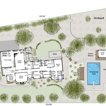 Hybrid Site Plan - Floor Plan