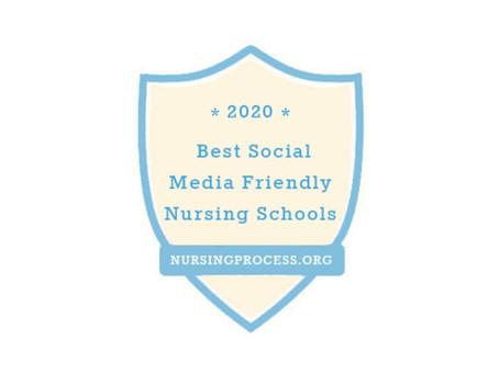 Best Social Media Friendly Nursing Schools 2020
