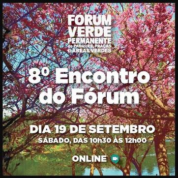 8o Fórum Verde Permanente