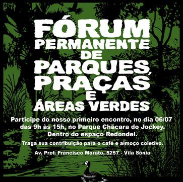 1o Fórum Verde Permanente